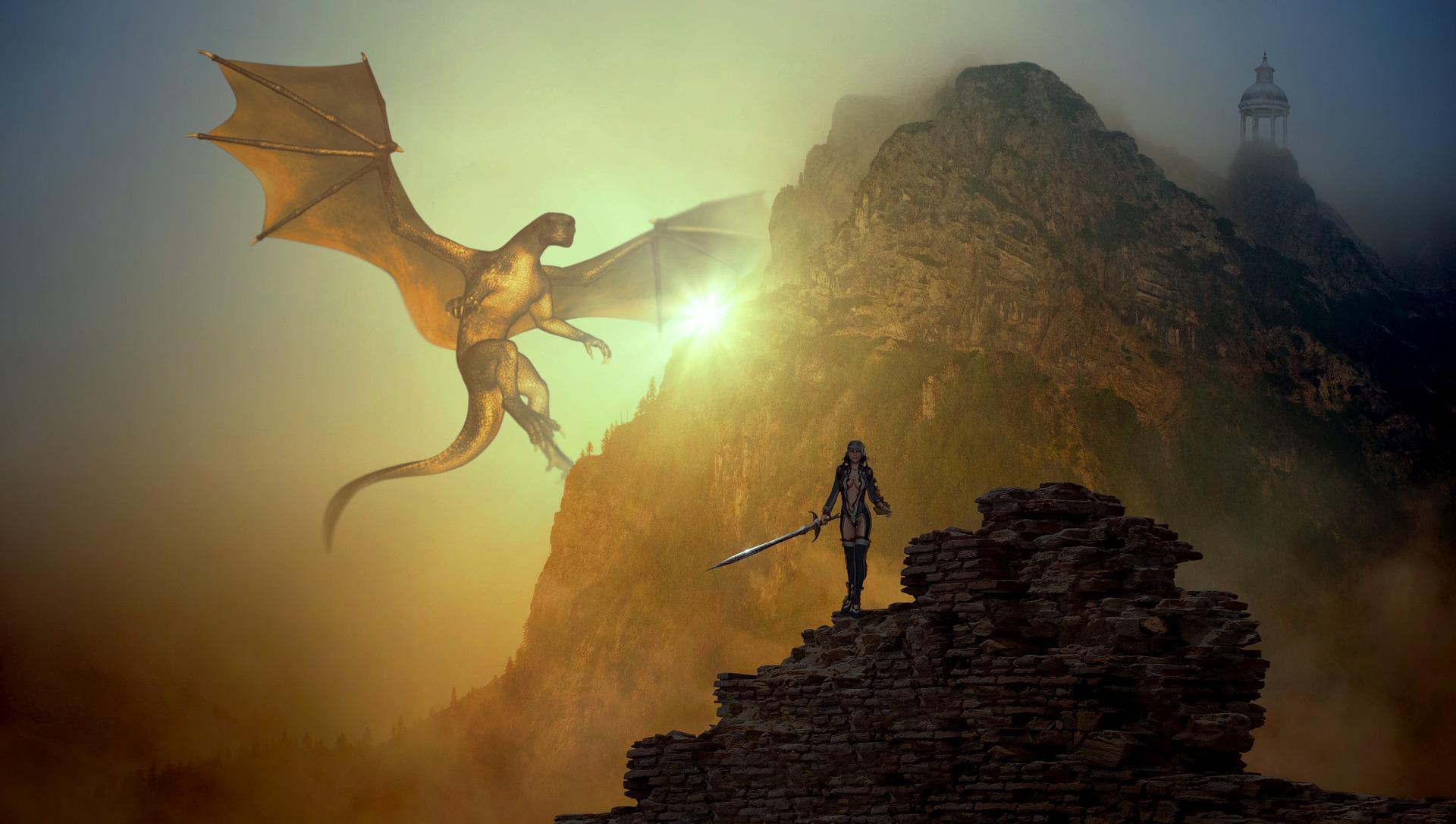 Dungeons & Dragons – najbardziej znana gra fabularna
