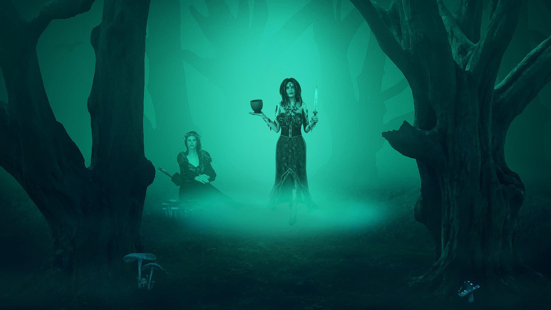 Druidzi – rzeczywistość a fantazje