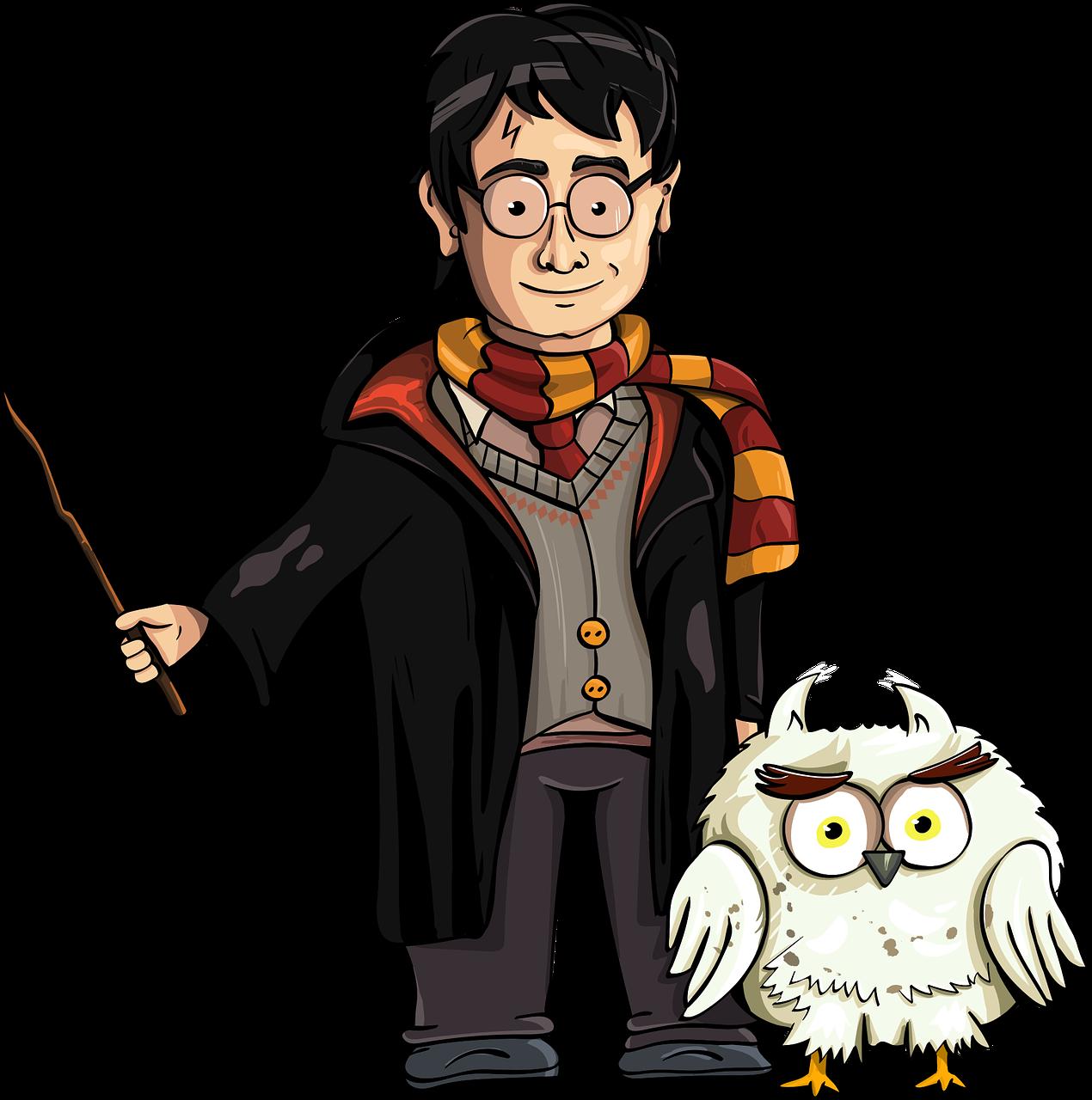 Domy Hogwartu w serii o Harrym Potterze