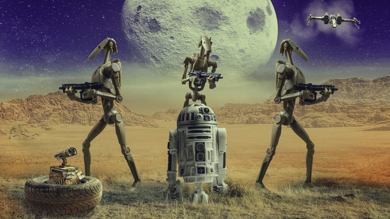 Czym jest moc w Gwiezdnych Wojnach?